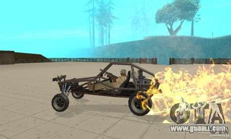 GTA FEATURE BURNOUT FIX 1.2 for GTA San Andreas