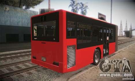 Trailer Design X 3 GL for GTA San Andreas right view