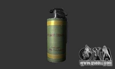 [Point Blank] WP Smoke for GTA San Andreas