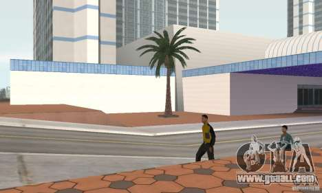 Project Oblivion Palm for GTA San Andreas second screenshot