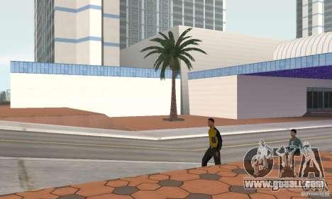 Project Oblivion Palm for GTA San Andreas second screenshot