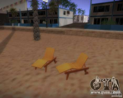 New patterns of leisure for GTA San Andreas third screenshot