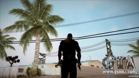Behind Space Of Realities 2012 Palm Part v1.0.0 for GTA San Andreas third screenshot
