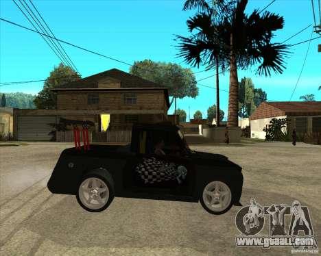 VAZ 2104 volk for GTA San Andreas right view