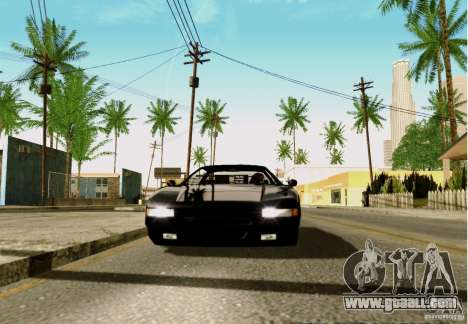 ENBSeries FS by FLaGeR v 1.0 for GTA San Andreas