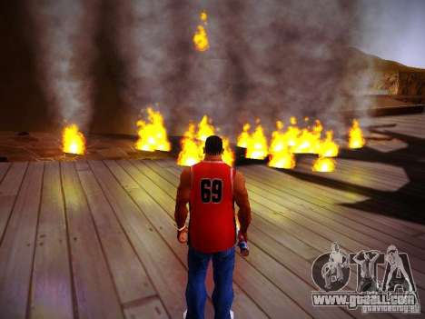 New effects for GTA San Andreas sixth screenshot