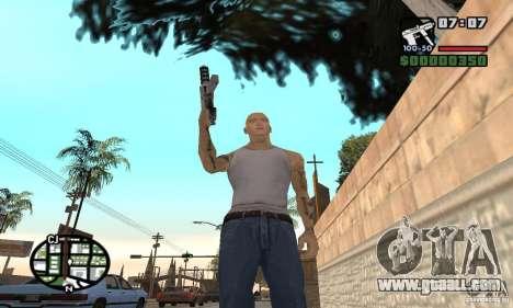 Eminem for GTA San Andreas fifth screenshot