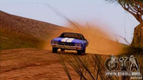 Extreme ENBseries v1.0 for GTA San Andreas sixth screenshot