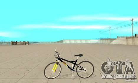 KTM Bike beta for GTA San Andreas