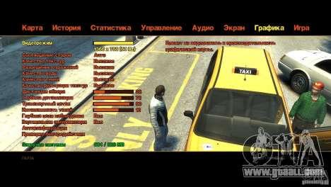 CG4 Radar Map for GTA 4 second screenshot