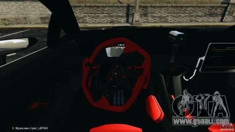 Lamborghini Sesto Elemento 2011 Police v1.0 RIV for GTA 4
