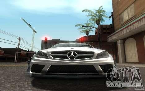 ENB Series by muSHa v1.0 for GTA San Andreas second screenshot