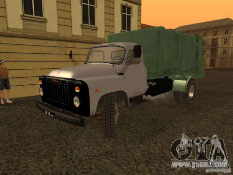 GAZ 53 for GTA San Andreas