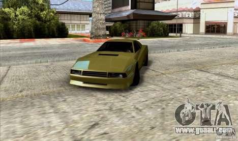 ENBSeries by HunterBoobs v1.2 for GTA San Andreas seventh screenshot