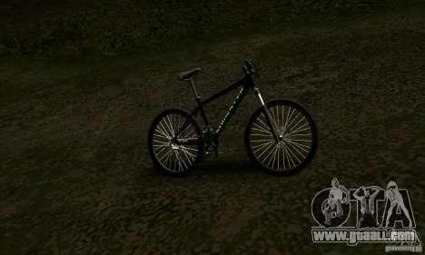 Bike with Monster Energy for GTA San Andreas