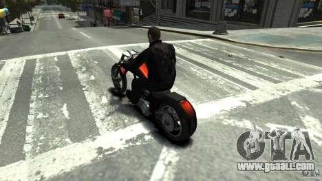 Metal Clothes FULL Pack v1 for GTA 4 forth screenshot