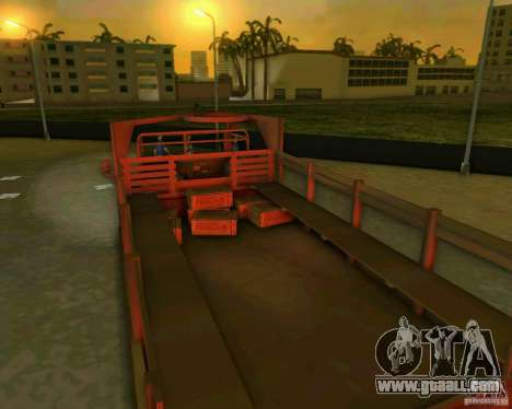 M352A for GTA Vice City side view