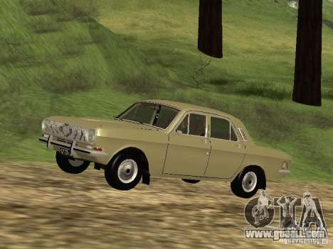 GAZ 24-01 for GTA San Andreas