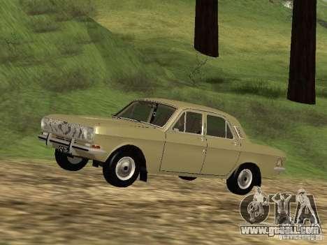 GAZ 24-01 for GTA San Andreas