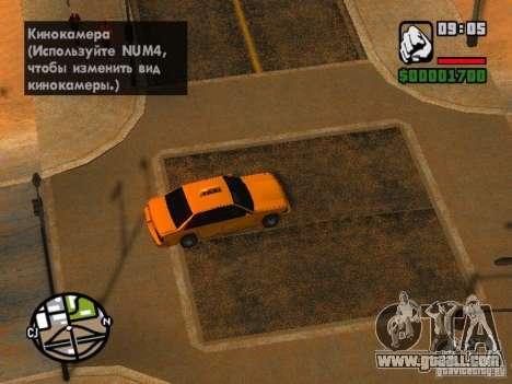 Sand storm for GTA San Andreas forth screenshot