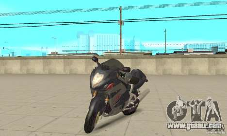 Suzuki GSX1300R Hayabusa for GTA San Andreas