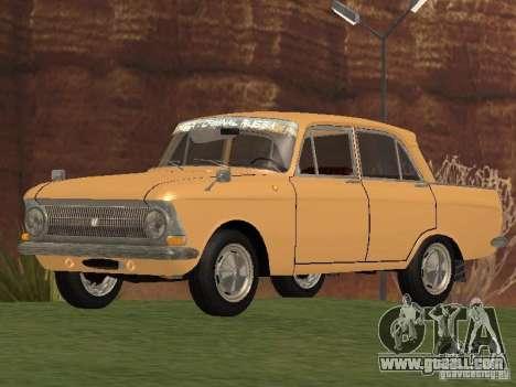 Izh 412 for GTA San Andreas