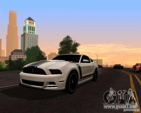 Real World ENBSeries v4.0 for GTA San Andreas