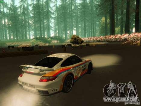 Porsche 997 GT2 Fullmode for GTA San Andreas right view