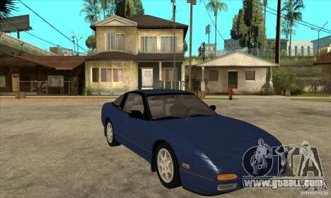 Nissan 240sx - Stock for GTA San Andreas back view