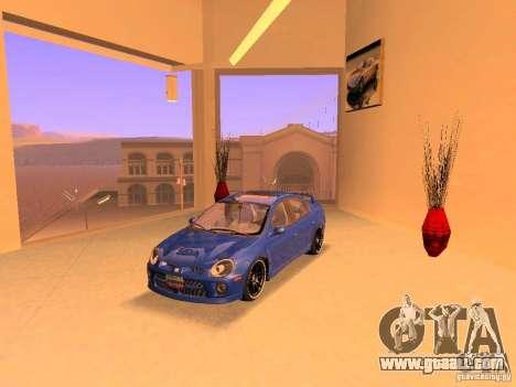 Dodge Neon SRT4 2006 for GTA San Andreas