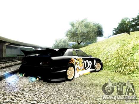 Vinyl big Lou of Most Wanted for GTA San Andreas left view