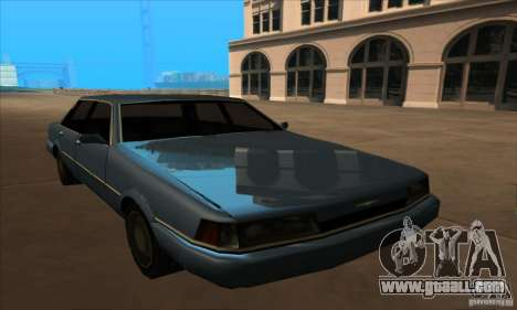 ENBSeries 0.075 for GTA San Andreas sixth screenshot