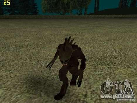 Chupacabra for GTA San Andreas sixth screenshot