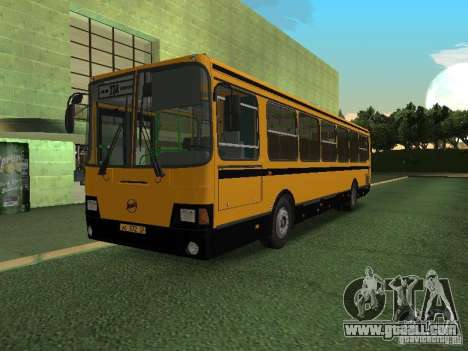 LIAZ 5256.26-01 for GTA San Andreas