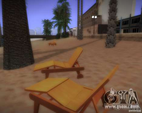 New patterns of leisure for GTA San Andreas sixth screenshot