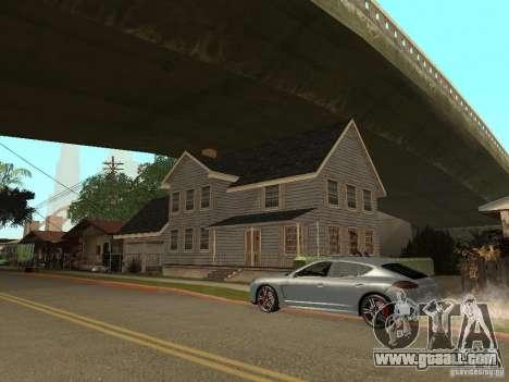House of Mafia for GTA San Andreas second screenshot