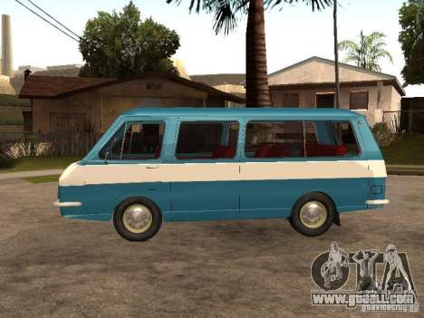 RAPH 2912 for GTA San Andreas left view