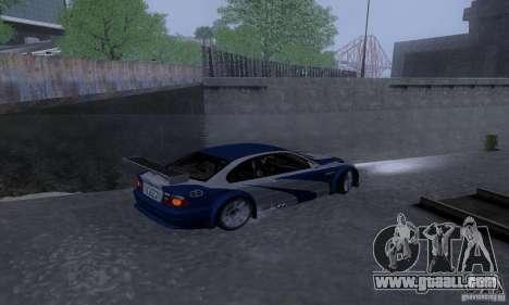 ENB Reflection Bump 2 Low Settings for GTA San Andreas seventh screenshot