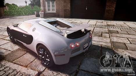Bugatti Veyron Grand Sport [EPM] 2009 for GTA 4 engine