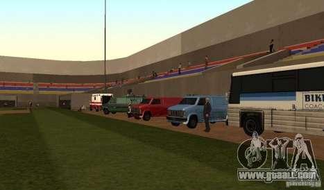 Animated Baseball Field for GTA San Andreas third screenshot