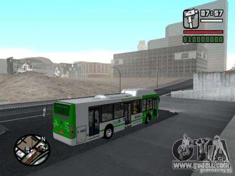 H Hibrido TUTTO 15M UPB C2 EX DR for GTA San Andreas right view