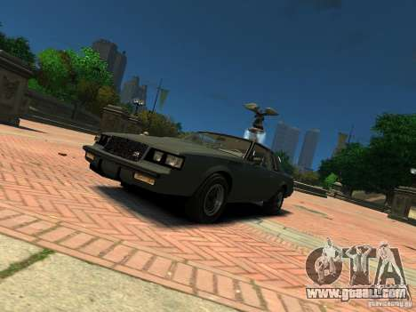 Buick Regal GNX for GTA 4