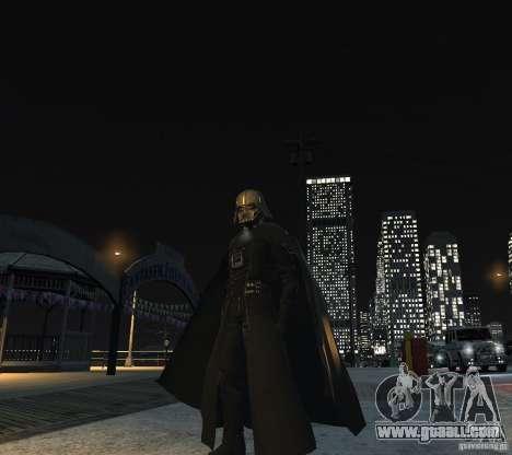 Dart Vader for GTA 4
