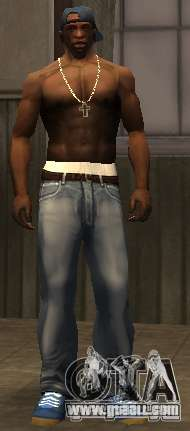 New jeans for CJ for GTA San Andreas