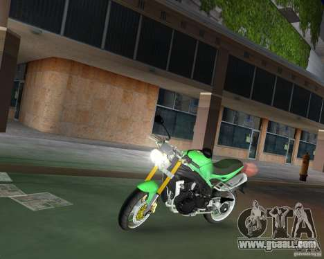 Triumph Speed Triple for GTA Vice City