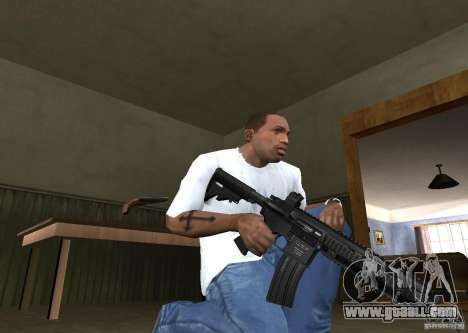 HK 416 for GTA San Andreas second screenshot