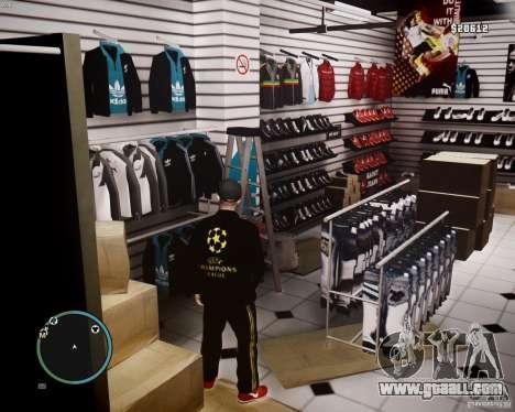 Foot Locker Shop v0.1 for GTA 4 ninth screenshot