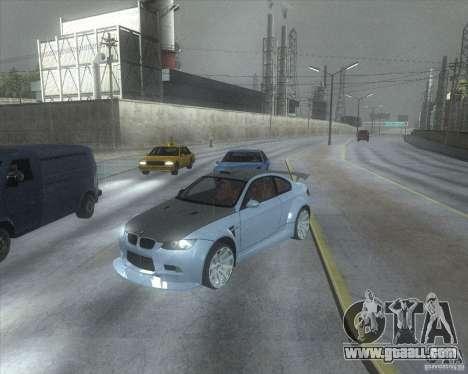 MOD from Jyrki for GTA San Andreas tenth screenshot
