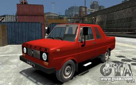 FSR Tarpan 237D for GTA 4