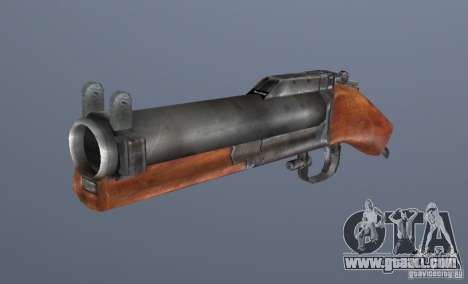 Grims weapon pack2 for GTA San Andreas ninth screenshot